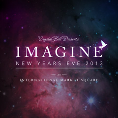 IMAGINE NEW YEARS 2013